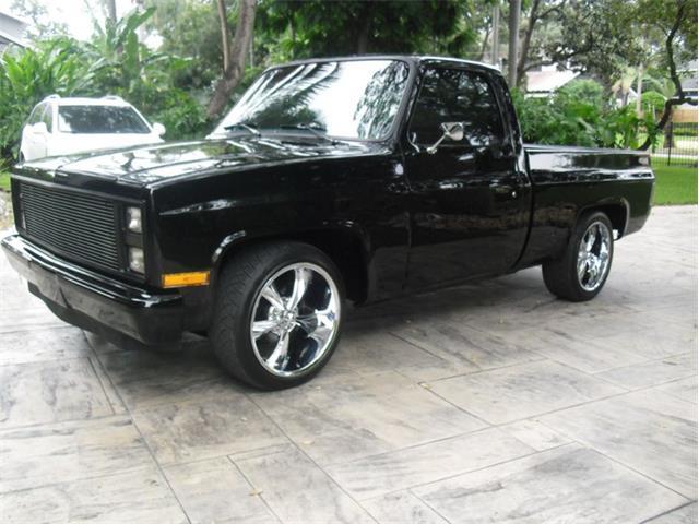 1986 Chevrolet Truck (CC-1416617) for sale in Greensboro, North Carolina
