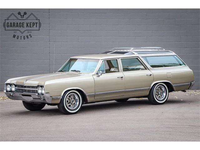1965 Oldsmobile Vista Cruiser (CC-1416633) for sale in Grand Rapids, Michigan