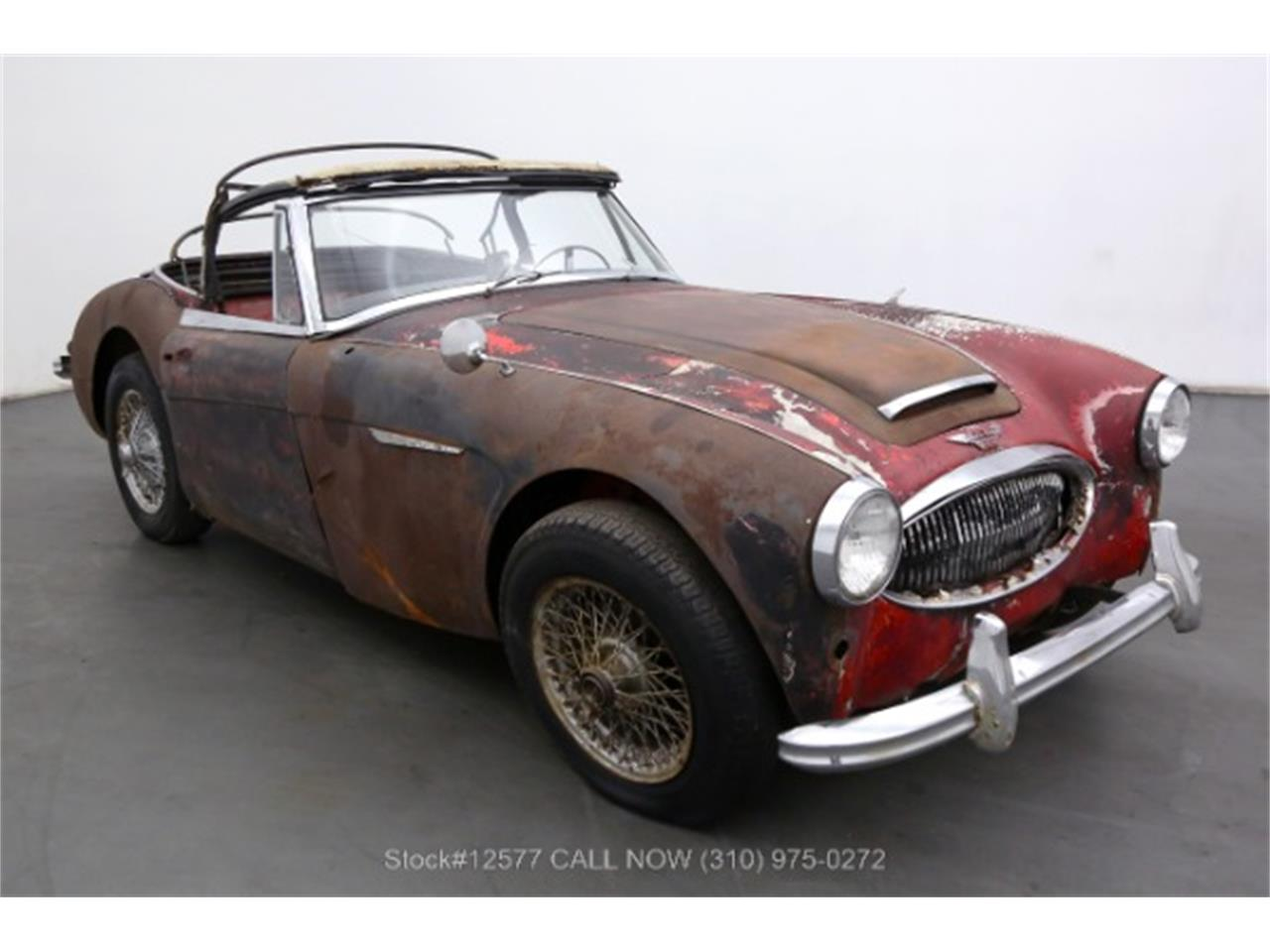 1963 Austin-Healey 3000 (CC-1416634) for sale in Beverly Hills, California