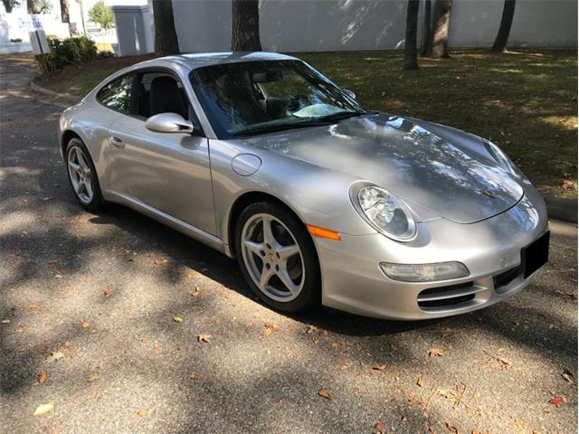 2007 Porsche 911 (CC-1416635) for sale in Greensboro, North Carolina