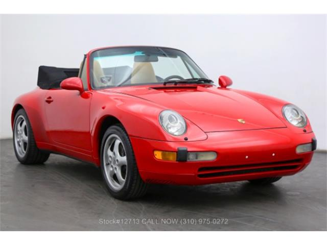 1996 Porsche 993 (CC-1416641) for sale in Beverly Hills, California