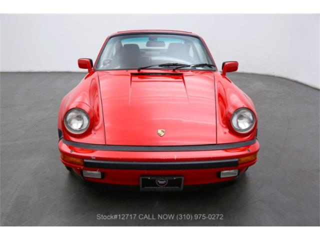 1986 Porsche 930 Turbo (CC-1416643) for sale in Beverly Hills, California