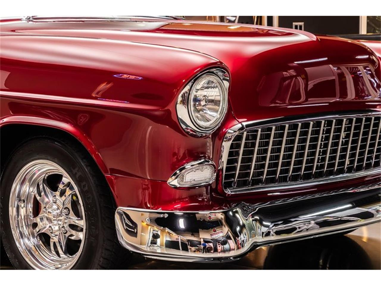 1955 Chevrolet Bel Air (CC-1416645) for sale in Plymouth, Michigan