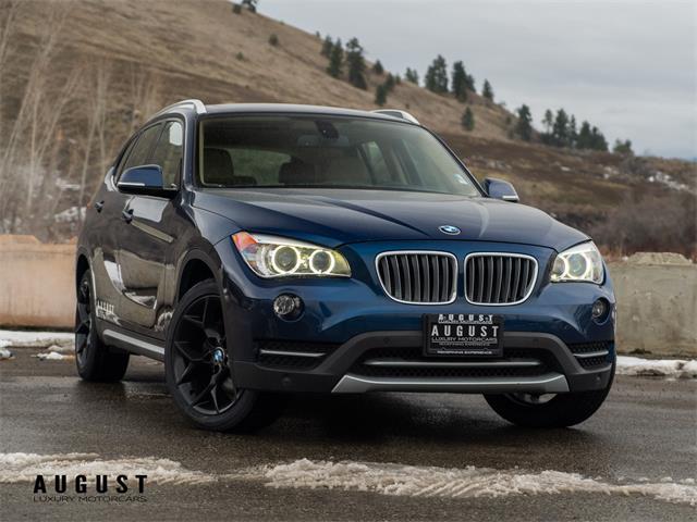 2014 BMW X1 (CC-1416655) for sale in Kelowna, British Columbia