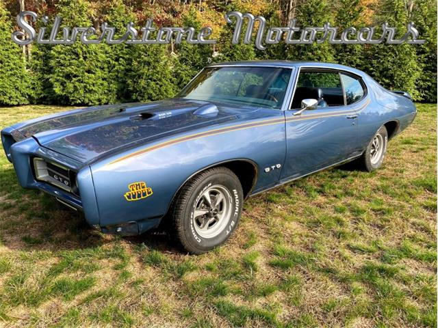 1969 Pontiac GTO (CC-1416656) for sale in North Andover, Massachusetts