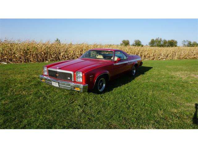 1977 Chevrolet El Camino (CC-1416660) for sale in Clarence, Iowa