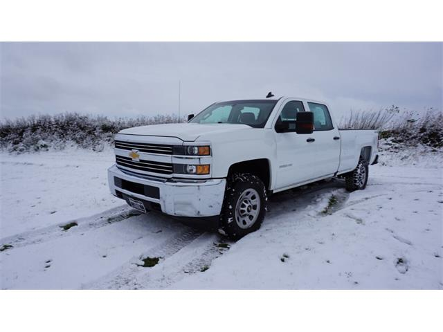 2016 Chevrolet Silverado (CC-1416664) for sale in Clarence, Iowa
