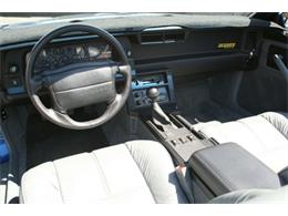 1990 Chevrolet Camaro (CC-1416666) for sale in Cadillac, Michigan
