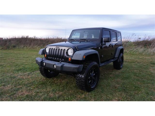 2009 Jeep Wrangler (CC-1416667) for sale in Clarence, Iowa