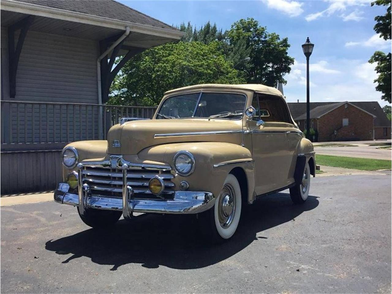 1948 Ford Super Deluxe (CC-1416668) for sale in Punta Gorda, Florida