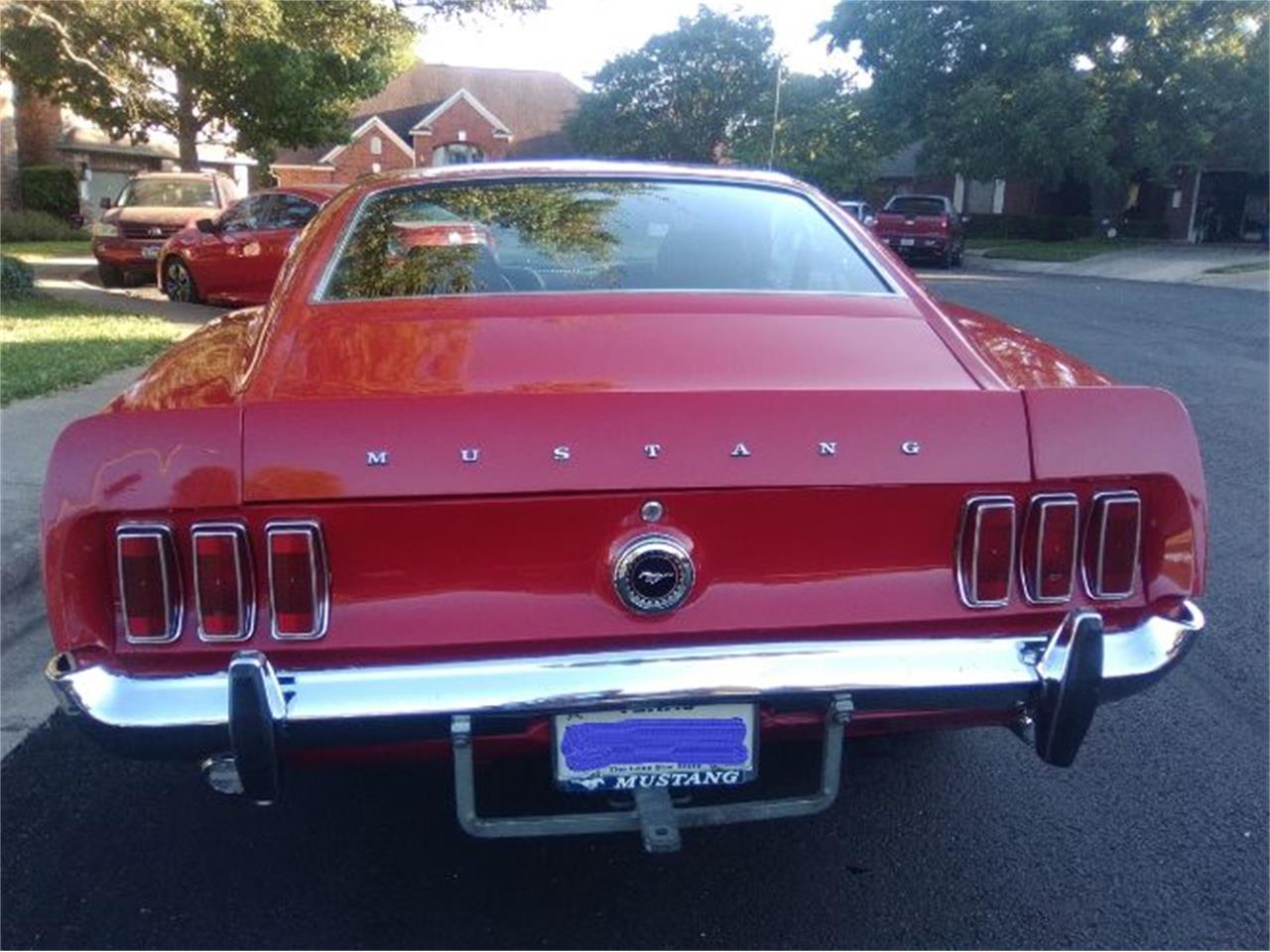 1969 Ford Mustang (CC-1416671) for sale in Cadillac, Michigan