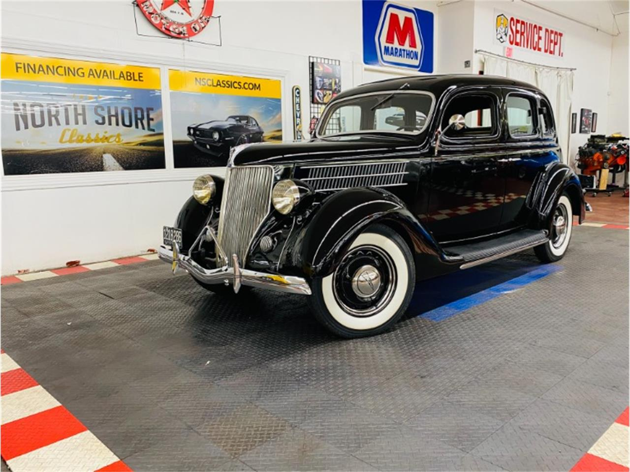 1936 Ford Deluxe (CC-1416674) for sale in Mundelein, Illinois