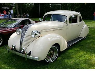 1937 Hudson Terraplane (CC-1416675) for sale in Cadillac, Michigan