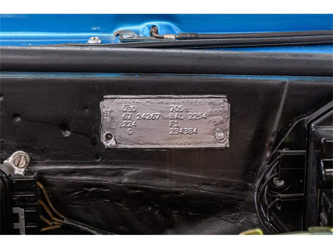 1967 Pontiac GTO (CC-1416677) for sale in Concord, North Carolina