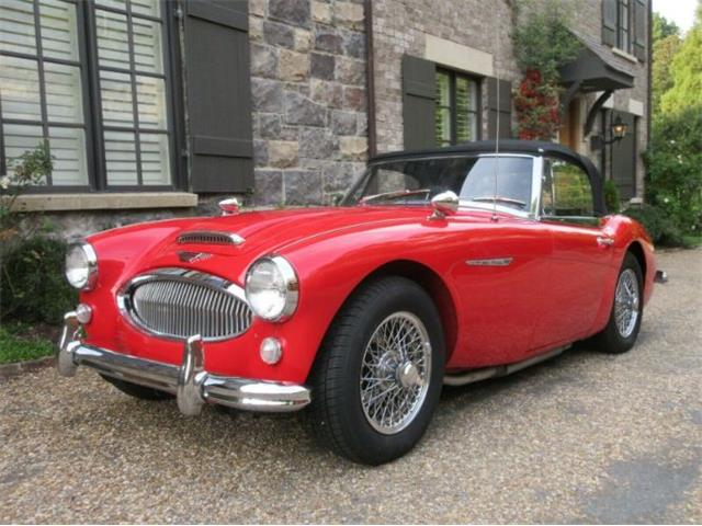 1965 Austin-Healey 3000 (CC-1416684) for sale in Cadillac, Michigan