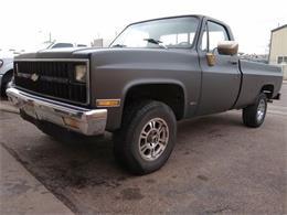 1982 Chevrolet C/K 2500 (CC-1416685) for sale in Cadillac, Michigan