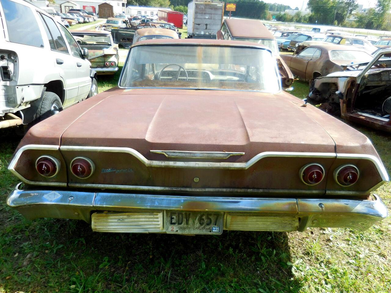 1963 Chevrolet Bel Air (CC-1416687) for sale in Gray Court, South Carolina