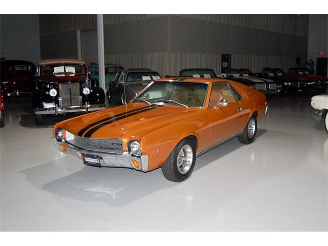 1969 AMC AMX (CC-1416689) for sale in Rogers, Minnesota