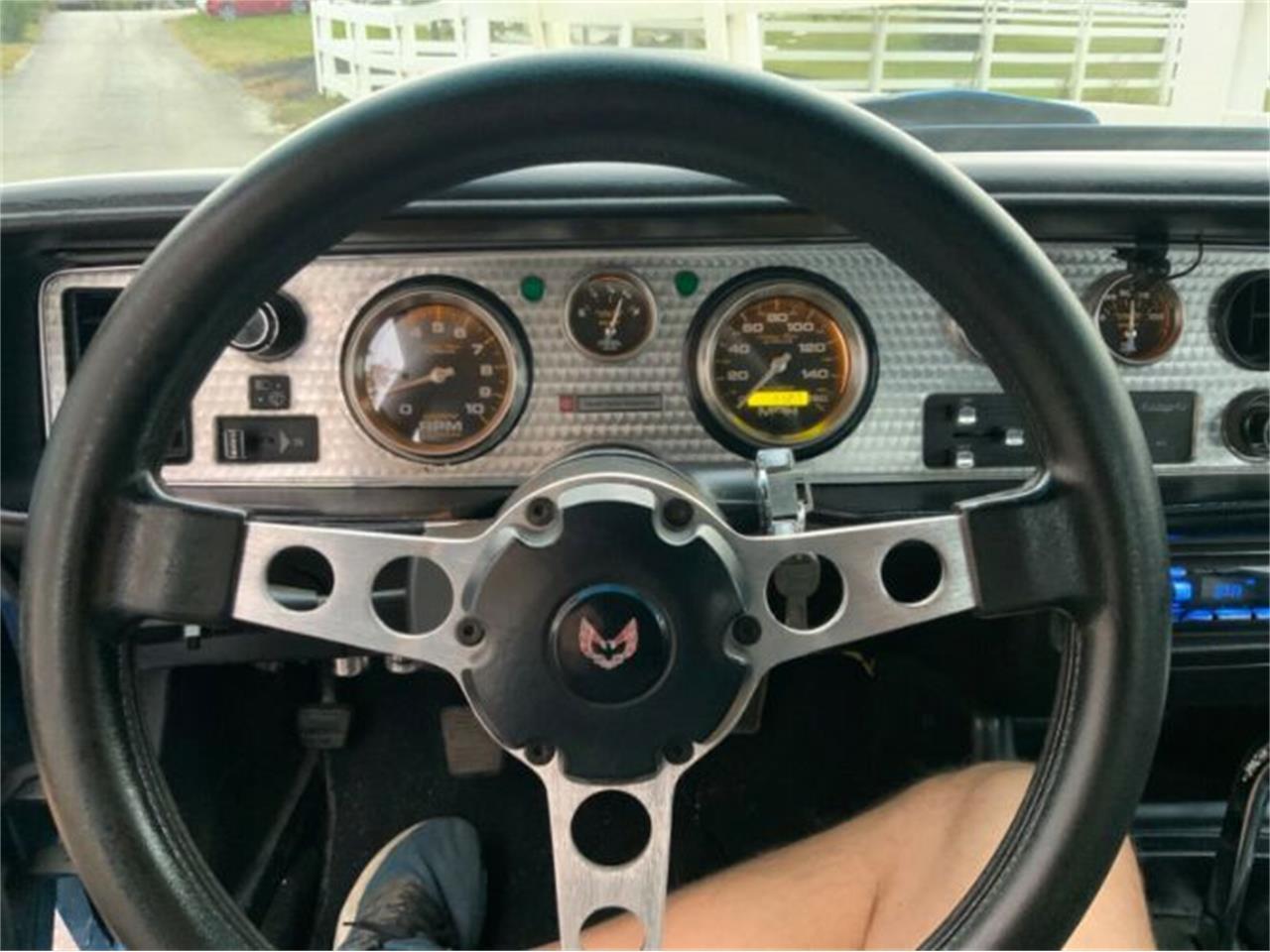 1981 Pontiac Firebird Trans Am (CC-1416694) for sale in Cadillac, Michigan