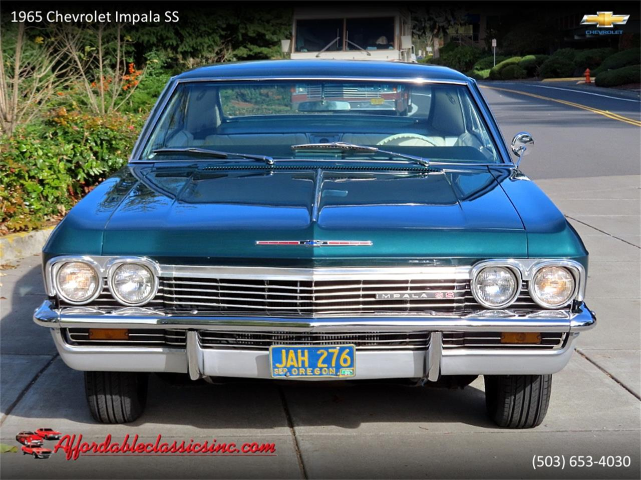 1965 Chevrolet Impala SS (CC-1416700) for sale in Gladstone, Oregon