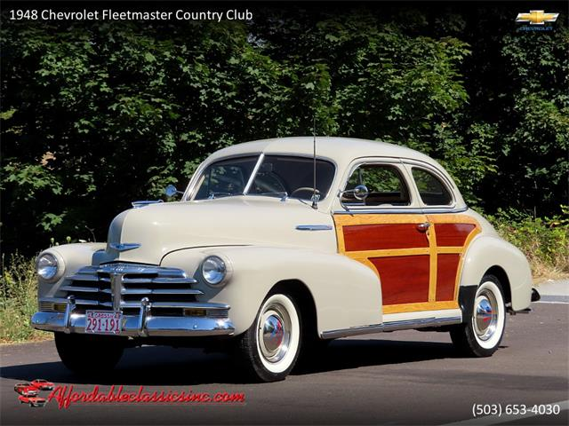 1948 Chevrolet Fleetmaster (CC-1416704) for sale in Gladstone, Oregon