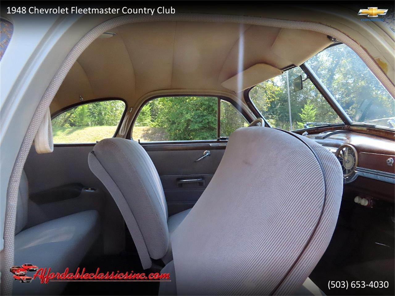 1948 Chevrolet Fleetmaster (CC-1416704) for sale in Gladstone, Oregon