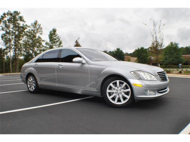 2008 Mercedes-Benz S-Class (CC-1416708) for sale in Charlotte, North Carolina