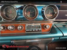 1963 Pontiac Grand Prix (CC-1416712) for sale in Gladstone, Oregon