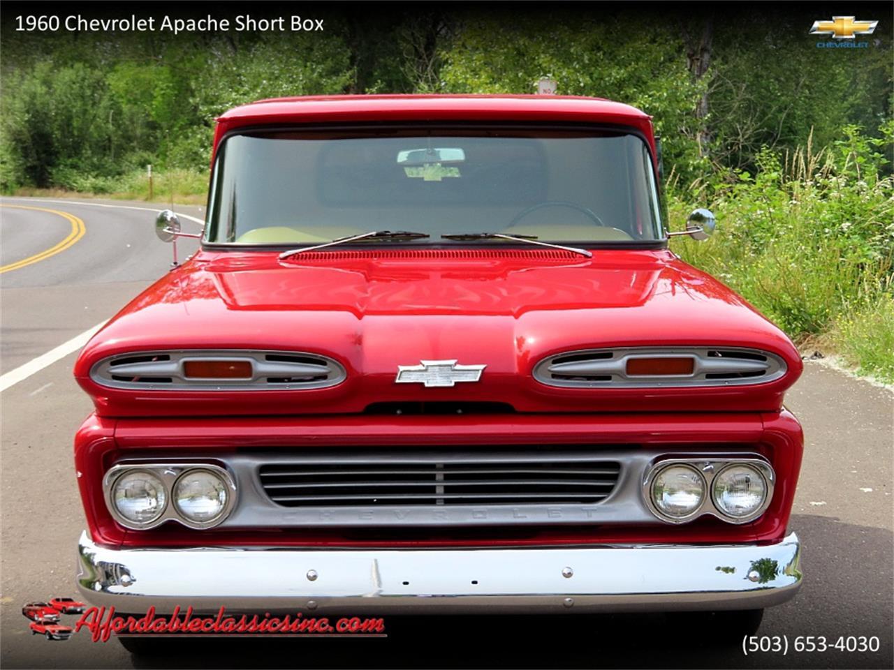 1960 Chevrolet Apache (CC-1416733) for sale in Gladstone, Oregon