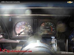 1981 Chevrolet Corvette (CC-1416734) for sale in Gladstone, Oregon
