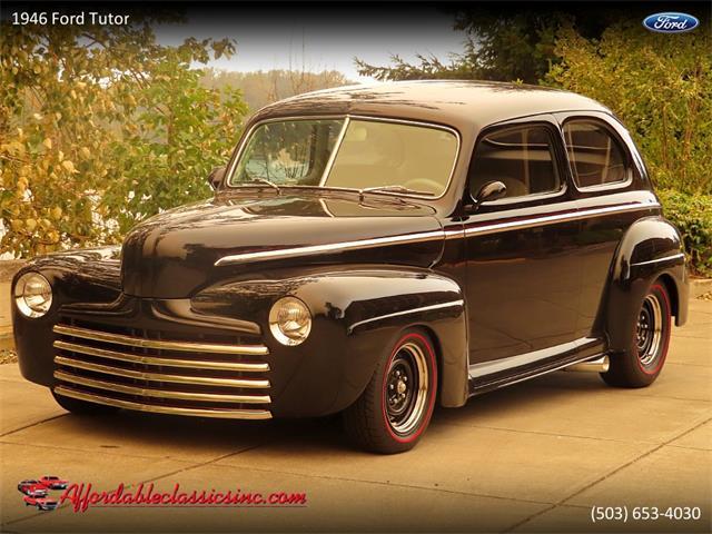 1946 Ford Tudor (CC-1416735) for sale in Gladstone, Oregon