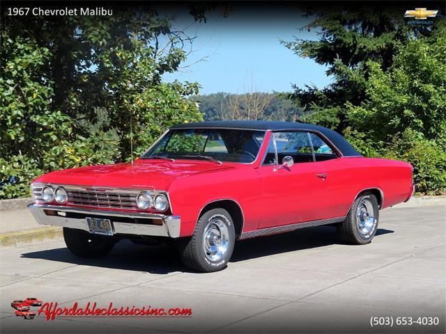 1967 Chevrolet Malibu (CC-1416742) for sale in Gladstone, Oregon