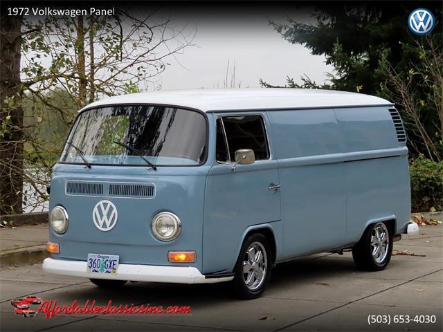 1972 Volkswagen Panel (CC-1416746) for sale in Gladstone, Oregon