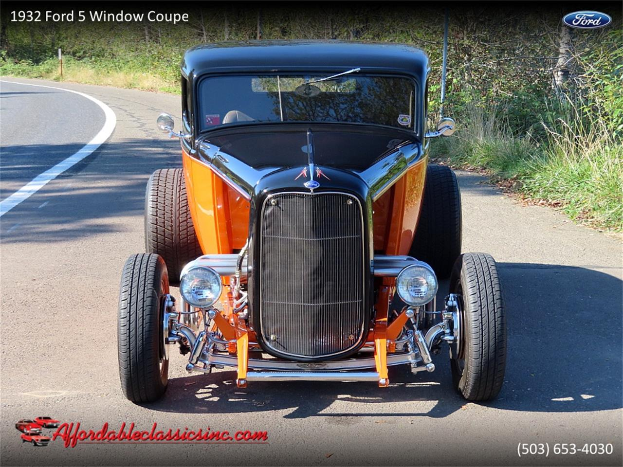 1932 Ford 5-Window Coupe (CC-1416748) for sale in Gladstone, Oregon