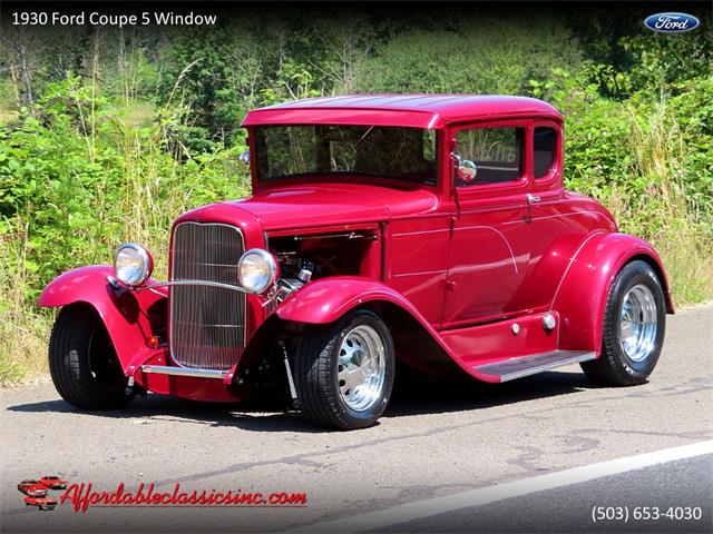 1930 Ford Coupe (CC-1416753) for sale in Gladstone, Oregon