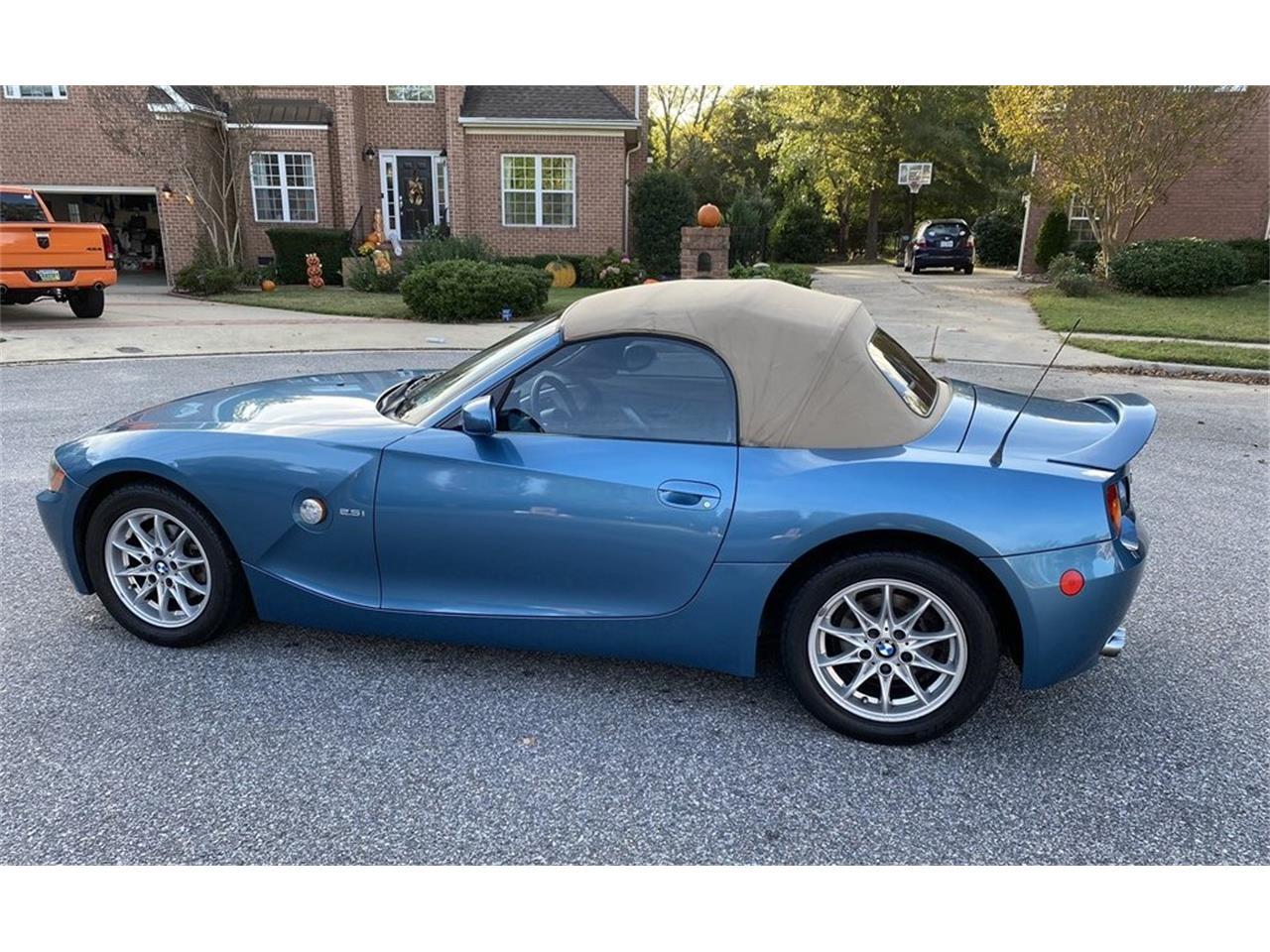 2004 BMW Z4 (CC-1416755) for sale in Chesapeake, Virginia