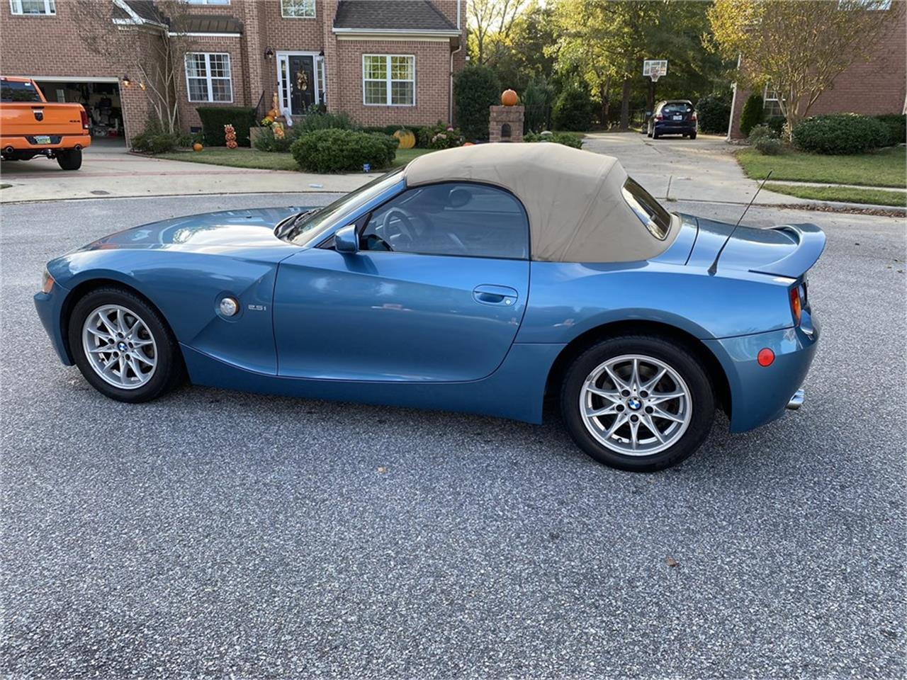 2004 BMW Z4 (CC-1416755) for sale in Chesapeake, Virginia