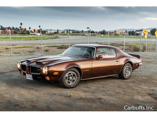 1973 Pontiac Firebird Formula (CC-1416757) for sale in Concord, California