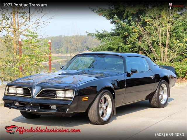 1977 Pontiac Firebird Trans Am (CC-1416759) for sale in Gladstone, Oregon