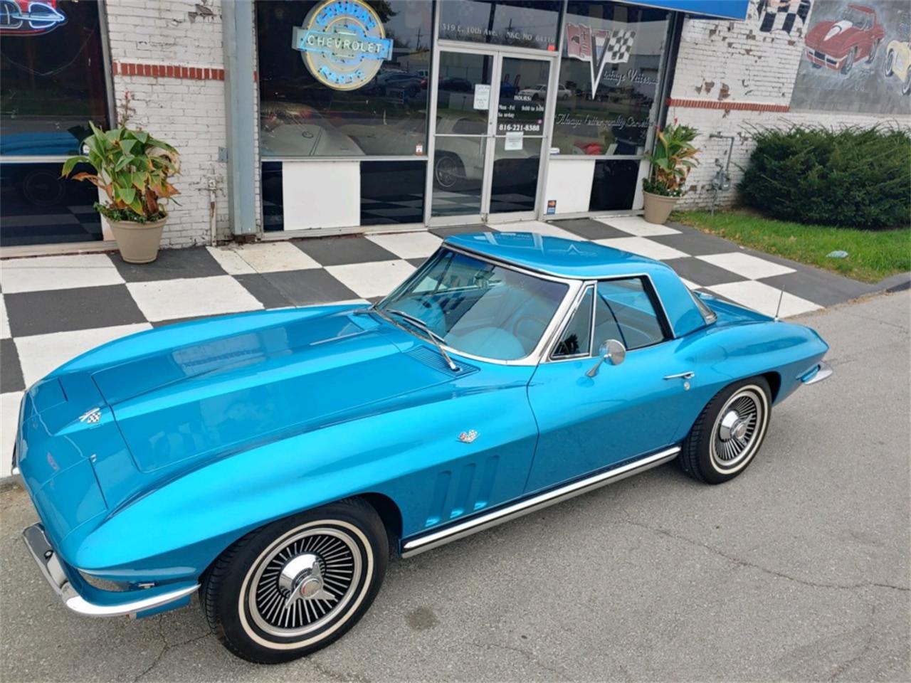 1965 Chevrolet Corvette (CC-1416775) for sale in N. Kansas City, Missouri