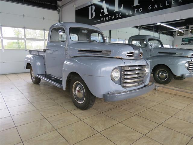 1948 Ford F100 (CC-1416782) for sale in St. Charles, Illinois
