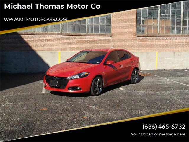 2015 Dodge Dart (CC-1416784) for sale in Saint Charles, Missouri
