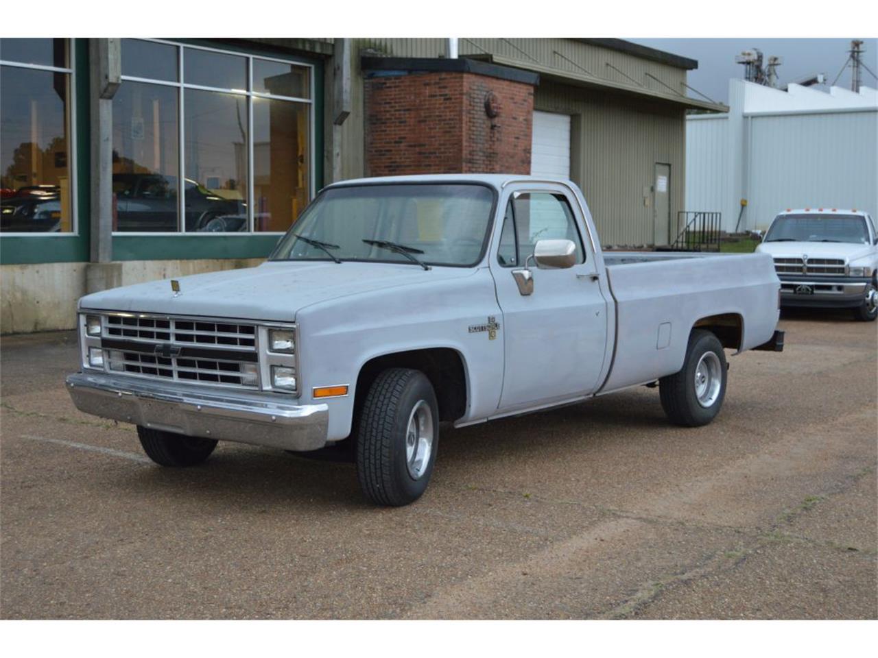 1986 Chevrolet C10 (CC-1416788) for sale in Batesville, Mississippi