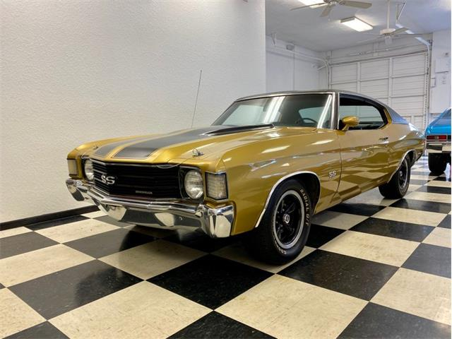1972 Chevrolet Chevelle (CC-1410680) for sale in Largo, Florida