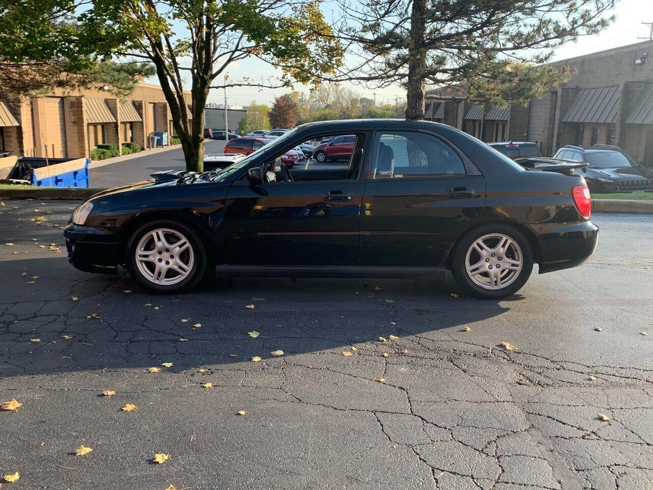 2004 Subaru Impreza (CC-1416800) for sale in Addison, Illinois