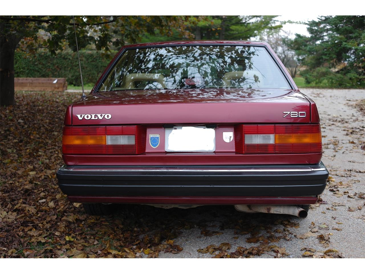 1989 Volvo 780 (CC-1416805) for sale in Toronto, Ontario