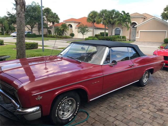 1966 Chevrolet Impala (CC-1416807) for sale in Naples, Florida