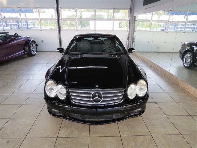2003 Mercedes-Benz SL55 (CC-1416810) for sale in St Charles, Illinois