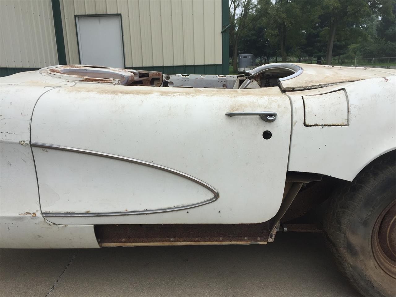 1961 Chevrolet Corvette (CC-1416816) for sale in Cassopolis, Michigan