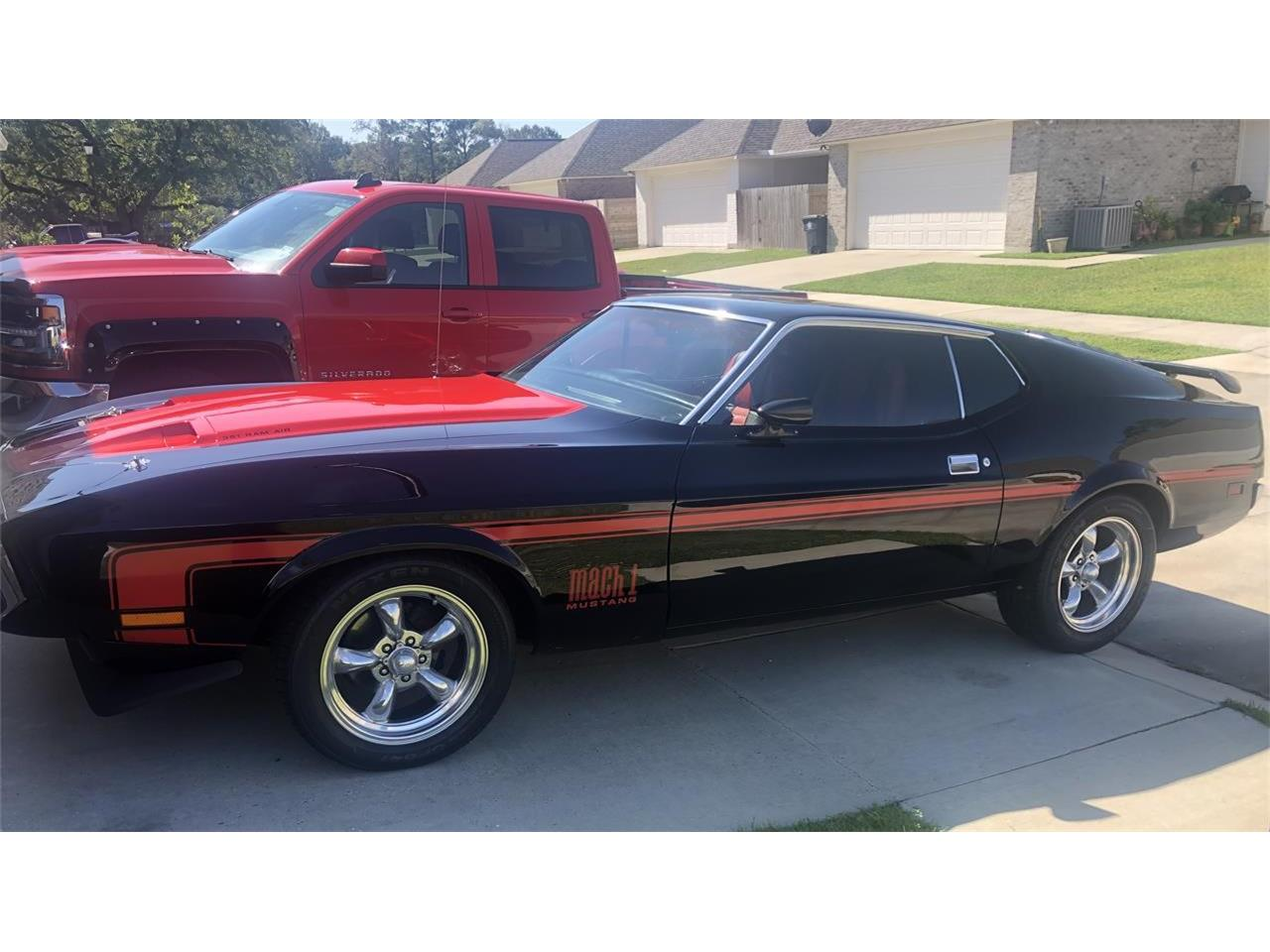 1972 Ford Mustang Mach 1 (CC-1416821) for sale in Baton Rouge , Louisiana